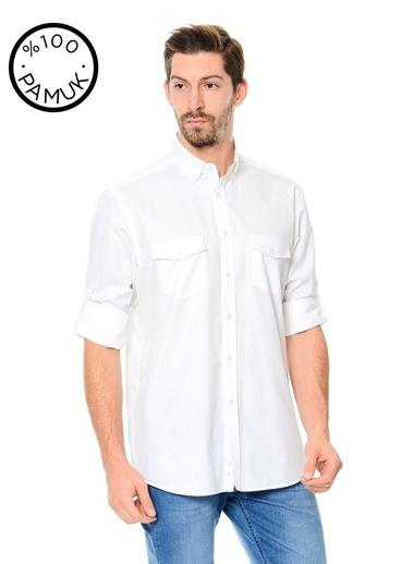 Beyaz Gömlek-Kiğılı